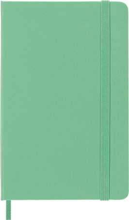 Classic Planner 18M WKLY NTBK PK ICE GREEN HARD