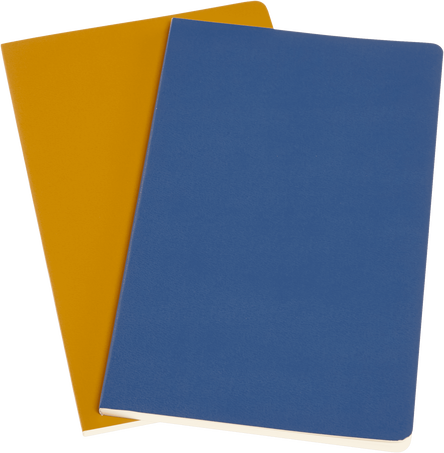 Volant Journals VOLANT JNLS LG RUL FORGET.BLUE AMBER.YLW