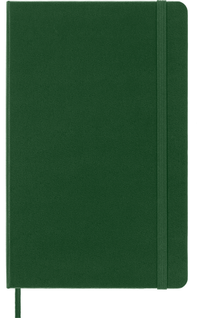 Classic Notebook NOTEBOOK LG PLA MYRTLE GREEN HARD