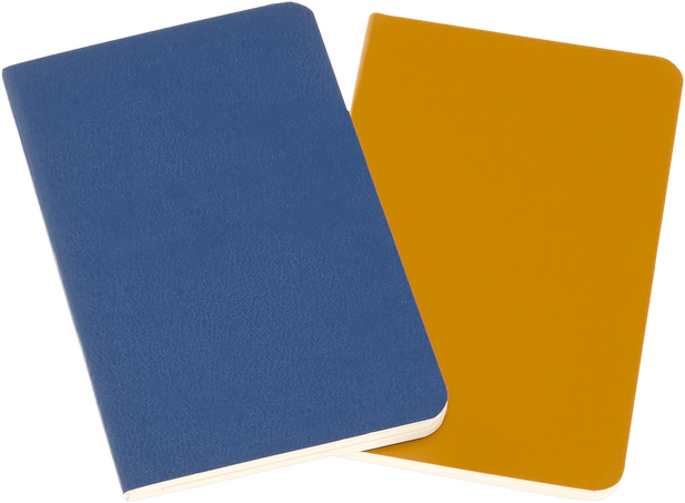 Volant Journals VOLANT JNLS XS RUL FORGET.BLUE AMBER.YLW