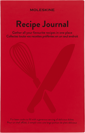Passion Journals PASSION JOURNAL - RECIPE
