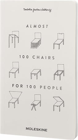 Livres d'art ALMOST 100 CHAIRS