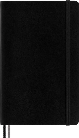 Classic Notebook Expanded NOTEBOOK EXPANDED LG RUL BLK SOFT