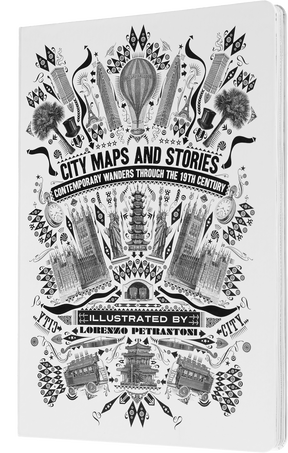 Art Books CITY MAPS AND STORIES 19TH CENTURY