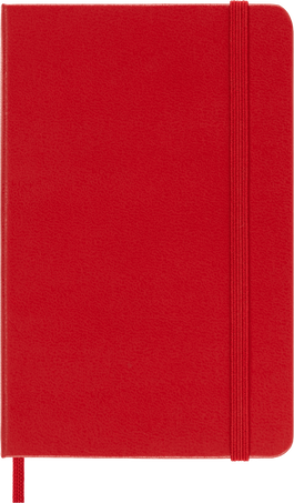 Classic Planner 12M WKLY NTBK XL S.RED SOFT